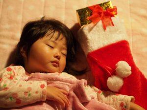クリスマス子供